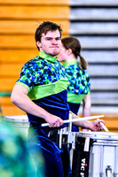 Garnet Valley Drumline_180317_Avon Grove-4406