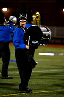 Pleasant Valley High School PV Marching Band-1100
