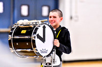Haddon Heights Drumline_170430_Eastern Regional-2996