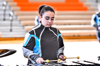 Hopewell Valley Drumline_180324_Perkiomen Valley-8239