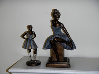 Bronze Degas Figurines - 0004