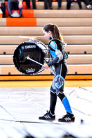Hopewell Valley Drumline_180324_Perkiomen Valley-8252