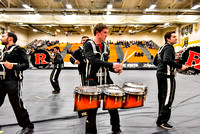 Rutgers University Drumline_180408_South Brunswick-0890