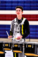 Haddon Heights Drumline_170430_Eastern Regional-3008