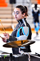 Hopewell Valley Drumline_180324_Perkiomen Valley-8245