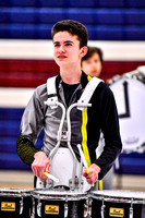 Haddon Heights Drumline_170430_Eastern Regional-3009