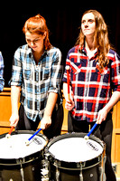 Highland Bass Drum Ensemble_170401_Spring-Ford-2705