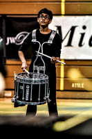 Hopewell Valley Drumline_180224_North Penn-4788