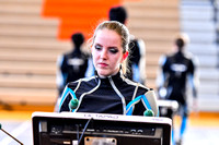 Hopewell Valley Drumline_180324_Perkiomen Valley-8236