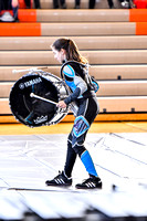 Hopewell Valley Drumline_180324_Perkiomen Valley-8251