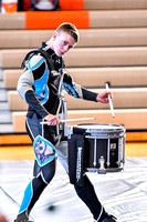 Hopewell Valley Drumline_180324_Perkiomen Valley-8244