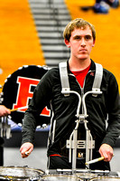 Rutgers University Drumline_180408_South Brunswick-5294