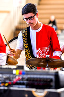 North Penn Drumline_180324_Perkiomen Valley-8019